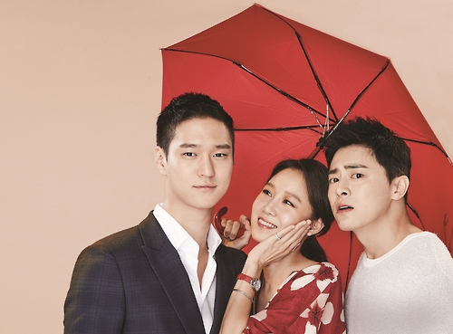 """A poster for the SBS TV series """"Jealousy Incarnate,"""" provided by SBS. (Yonhap)"""
