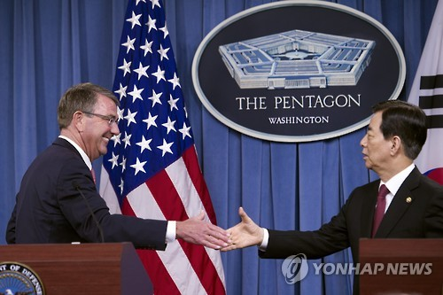 USA says it detected failed NKorean missile launch