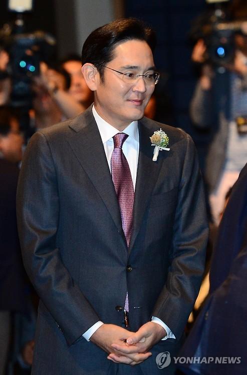 Samsung Electronics Vice Chairman Lee Jae-yong (Yonhap file photo)