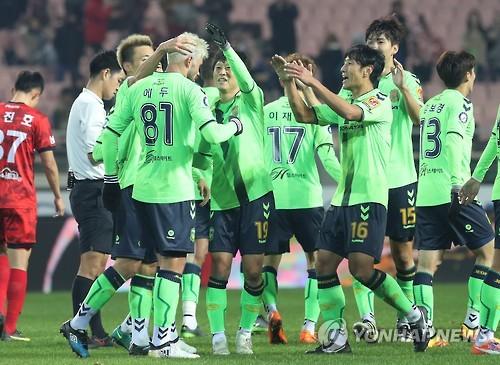 south korea football league