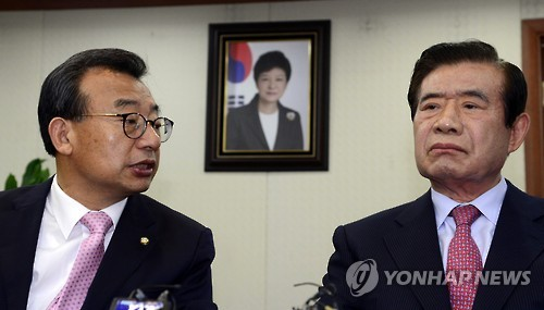 SKorea president to concede state affairs to new pm