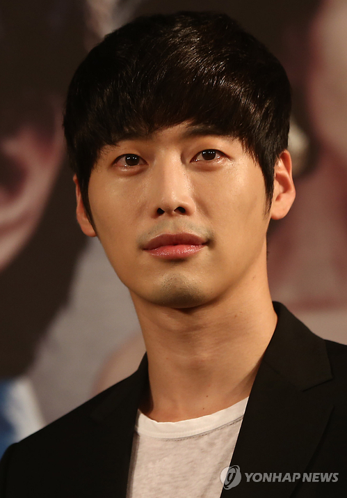 Actor Kim Jae-won (Yonhap)