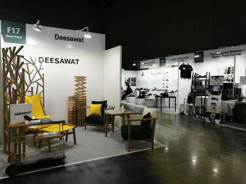 Deesawat's outdoor lounge furniture collection (Photo courtesy of Deesawat)