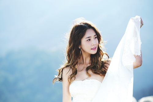 """A still from Korean-Chinese drama """"Best Lover"""" features South Korean actress Lee Da-hae. (Yonhap)"""
