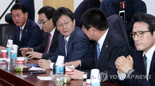(3rd LD) Park dissenters in ruling party 'prepared' for ...
