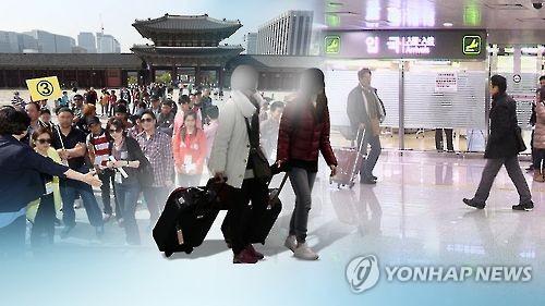 Coreia Bate Record De 17 Milhões De Turistas Estrangeiros Esperados Este Ano
