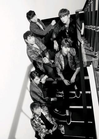 Shinhwa members pose for a photo in this photo provided by Shinhwa Company. (Yonhap)