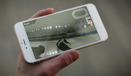Viewers will be able to watch games that were filmed by 360-degree virtual-reality (VR) cameras. (Yonhap file photo)