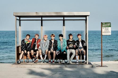 BTS dominates the charts with 'Spring Day'