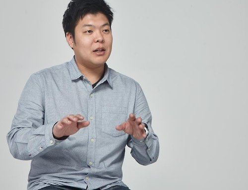 This photo provided by Frograms shows its founder and CEO Park Tae-hoon. The company operates South Korean video streaming service Watcha Play. (Yonhap)