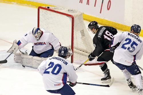 (Winter Asiad) S. Korea defeats Japan for 1st win in men's hockey