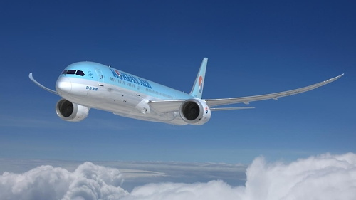 Korean Air Takes Delivery of First Boeing 787 Dreamliner