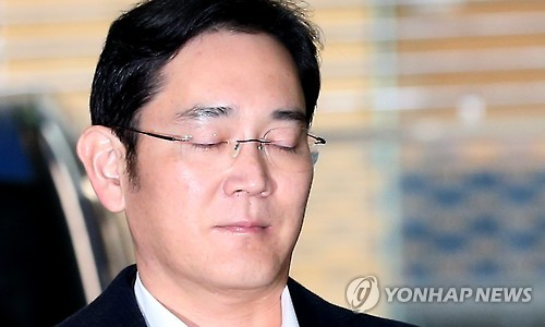 Samsung's acting head indicted on bribery charges as scandal grows