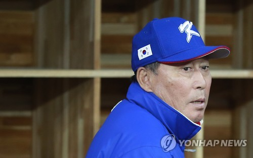 South Korea under pressure to deliver at World Baseball Classic, admits coach