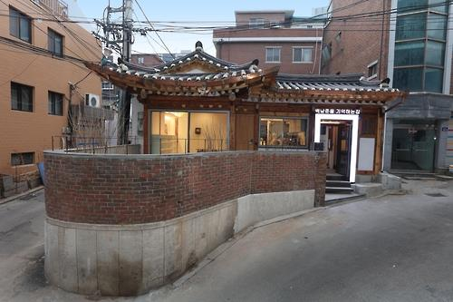 This photo provided by Seoul Museum of Art (SeMA) shows the exterior of the Paik Nam-june memorial hall. (Yonhap)