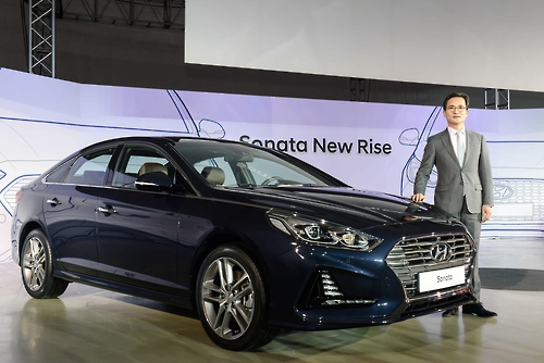Updated Hyundai Sonata Debuts With Host of Small Improvements