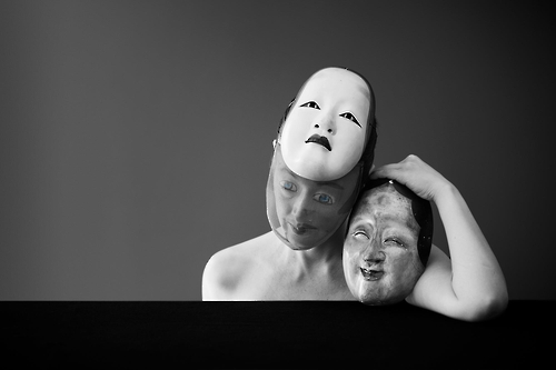 "The photo provided by Gallery Now shows ""Maternal Trinity"" by visibleINvisible, the artistic duo comprised of Hojung Audenaerde and Bruno Figueras. (Yonhap)"