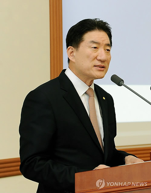 Jang Byung-wha, senior deputy governor of the Bank of Korea (BOK), in a file photo provided by the BOK. (Yonhap)