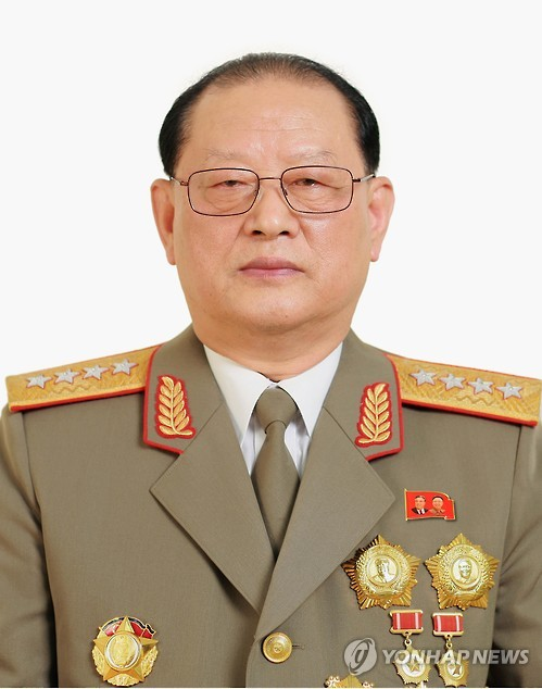This file photo shows Kim Won-hong, the head of North Korea's Ministry of State Security. South Korea's unification ministry said on Feb. 3, 2017, that Kim was dismissed from the post in mid-January. (For Use Only in the Republic of Korea. No Redistribution) (Yonhap)