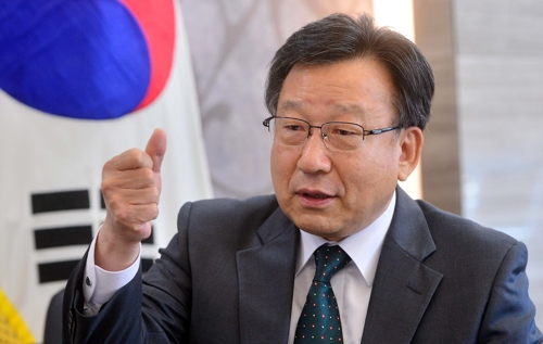 President of the Korea Testing Laboratory Lee Won-bok (Courtesy of the Korea Testing Laboratory) (Yonhap)
