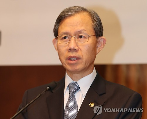 Vice Foreign Minister Ahn Chong-ghee (Yonhap file photo)
