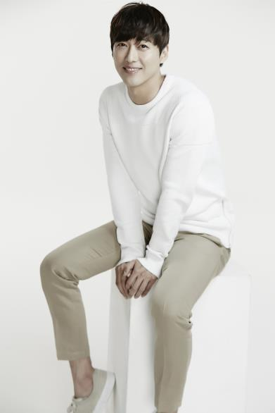 A publicity photo of Namkoong Min provided by his agency 935 Entertainment (Yonhap)