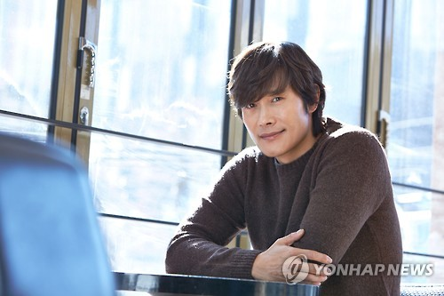 A file publicity photo of actor Lee Byung-hun, provided by Warner Bros. Korea. (Yonhap)