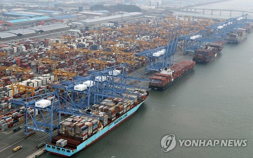 Korea's exports soar 24.2% on year in April