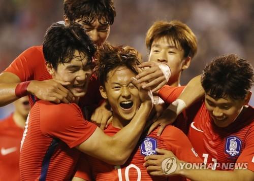 S. Korea beat Uruguay 2-0 in U-20 World Cup tune-up