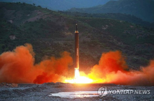 North Korea's latest missile test may be a 'substantial advance'
