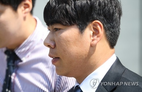 Court upholds suspended sentence for Pirates' Kang over DUI