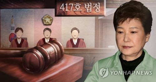 Graft trial of former South Korea president to begin Tuesday