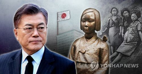 United Nations chief backs Japan-S. Korea 'comfort women' deal