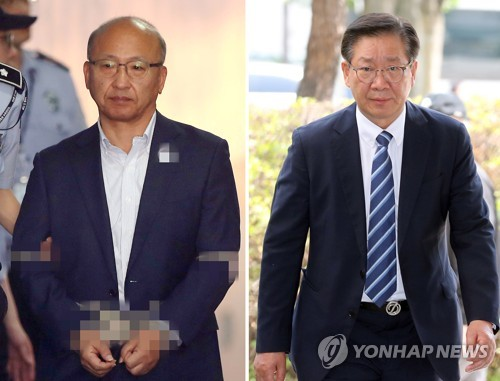 Korea's ex-health minister guilty of swaying Samsung vote