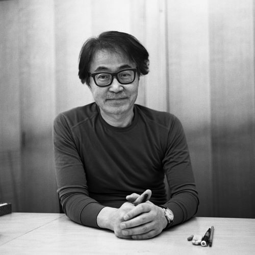 This undated photo provided by BCHO Architects Associates and taken by photographer Kim Jae-kyung shows architect Cho Byoung-soo. (Yonhap)