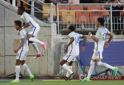 England beat Venezuela to become FIFA U-20 World Cup champions