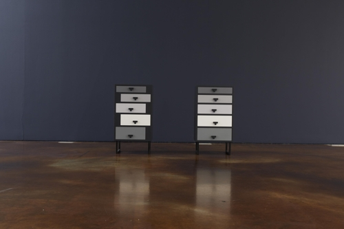 "This photo provided by Kukje Gallery in Seoul shows artist Hong Seung-hye's ""Dancing Drawer"" from 2014. (Yonhap)"