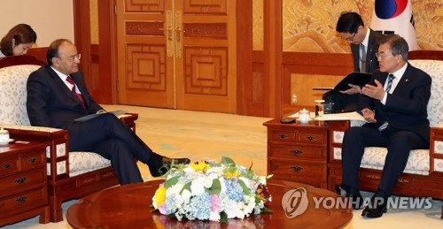 Korea discuss need to increase investment, infra flows; signs pact