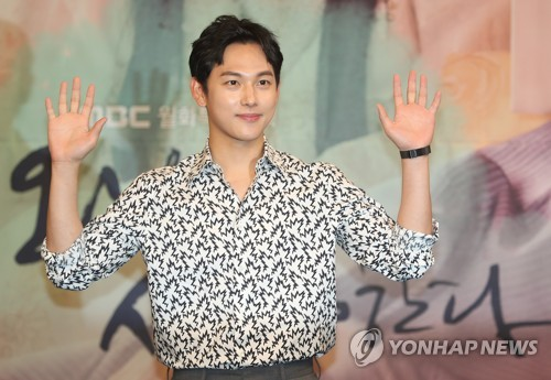 This file photo shows singer-actor Im Si-wan. (Yonhap)