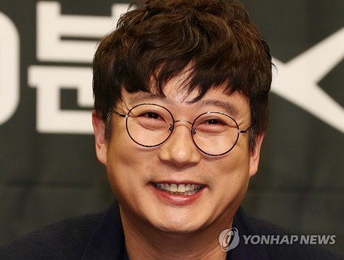 This file photo shows comedian Lee Soo-geun. (Yonhap)