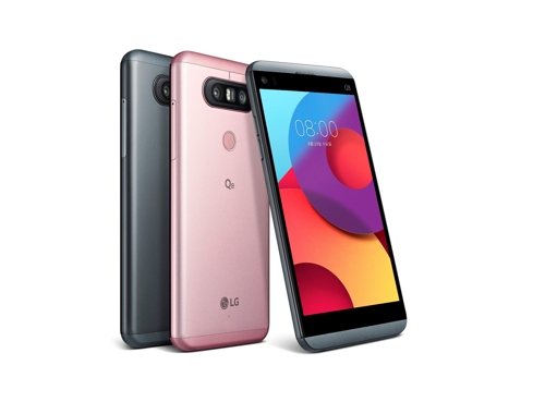 LG unveils second phone in mid-tier Q series