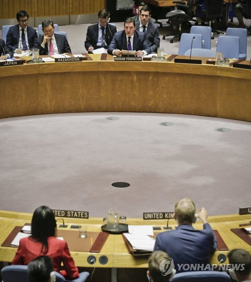 UN Security Council unanimously adopts new sanctions on N. Korea