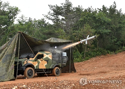 Pentagon May Allow South Korea to Have Better Missiles