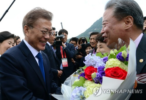 Moon says his consent needed for United States military action against North