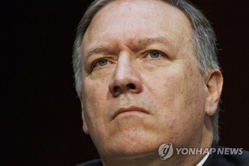 Central Intelligence Agency chief: 'Nothing imminent' in standoff with N Korea