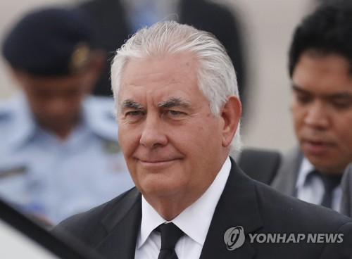 Tillerson: US 'continues to be interested' in North Korea talks
