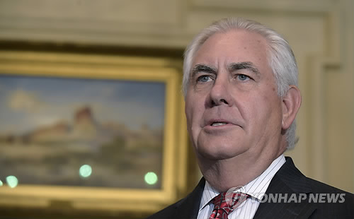 North Korea has demonstrated some level of restraint: Rex Tillerson