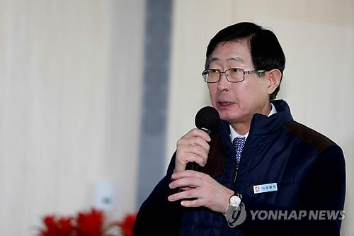 Cho Hwan-eik, CEO of state power company Korea Electric Power Corp. (Yonhap)
