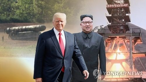 Trump agree with South Korea Moon on revising bilateral missile treaty