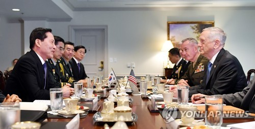 USA vows close consultation with S. Korea over military options against NK